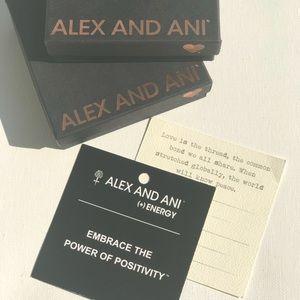 Alex & Ani | set of 2 boxes